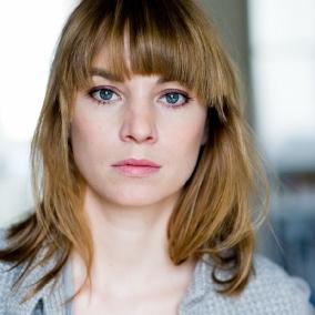 Anna Schwabroh Portrait