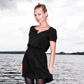 Anna Katharina Schwabroh - August 2011